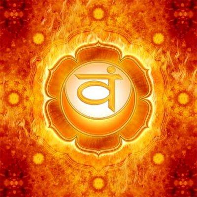 Sobre el segundo chakra. Svadhisthana.