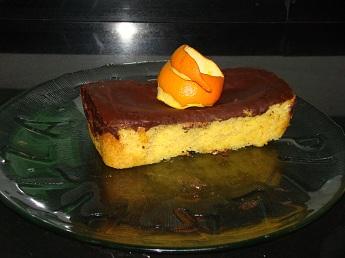 El mejor pastel del mundo.