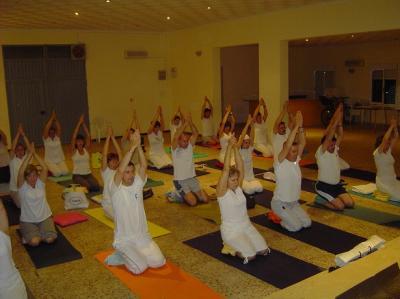Meditación de respiración para fortalecer la mente y el sistema inmunológico.